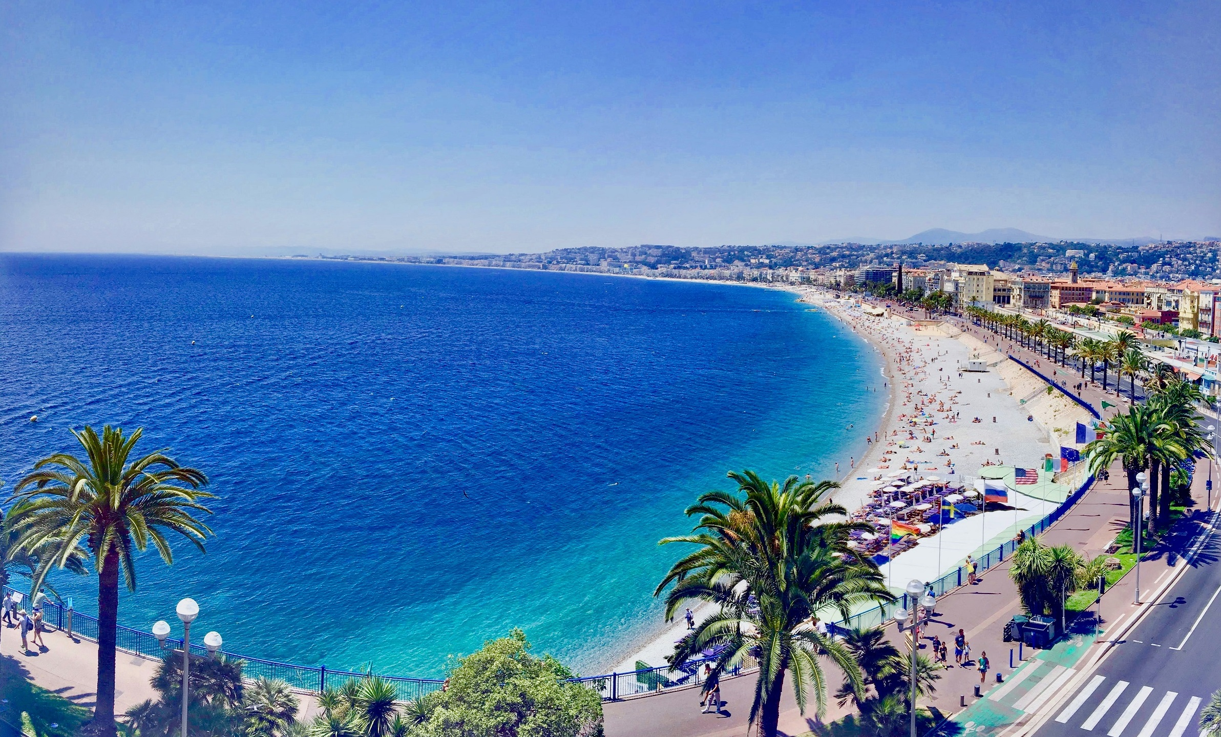 View of Nice